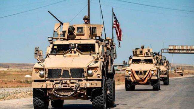 ABD'den Rojava'ya yeni askeri sevkiyat