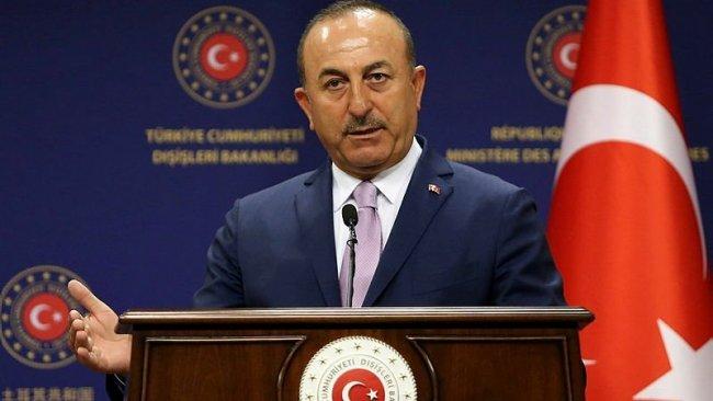 Çavuşoğlu: PKK'nın Kürt kardeşlerimize tehdit olduğunu söylemedik mi?