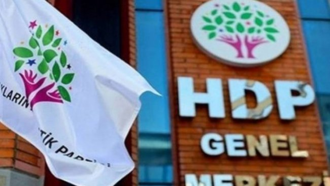 HDP'den istifa yorumu