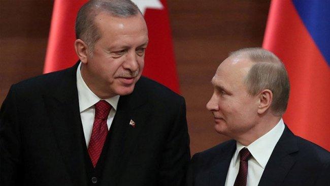 Reuters: Putin, Dağlık Karabağ'da Erdoğan'a çizgiyi çekti