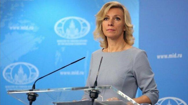 Zaharova: Dağlık Karabağ'a gönderilen militanlarla ilgili meselenin çözüleceğini umuyoruz