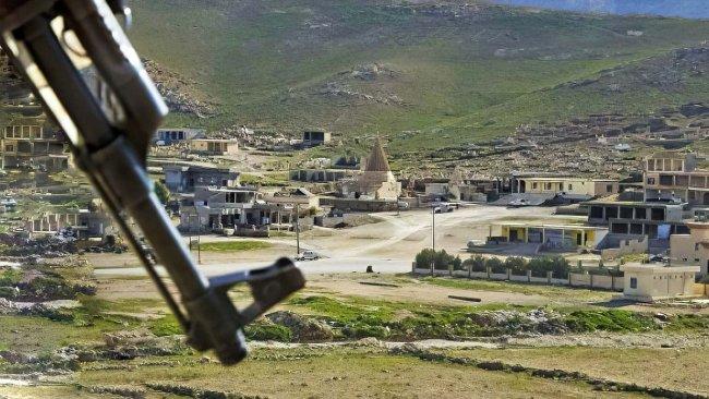 PKK'den Mustafa Kazımi'ye 'Şengal' teklifi