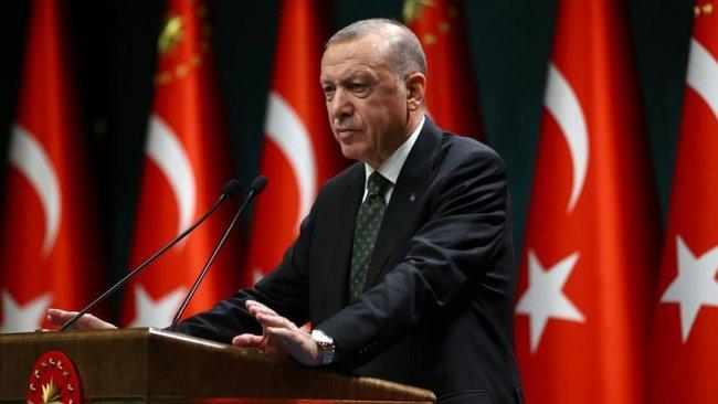 Erdoğan'dan 'sokağa çıkma yasağı' açıklaması