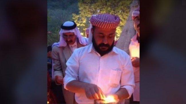 Ezidi Kürtlerin yeni Baba Şeyh'i görevine başladı