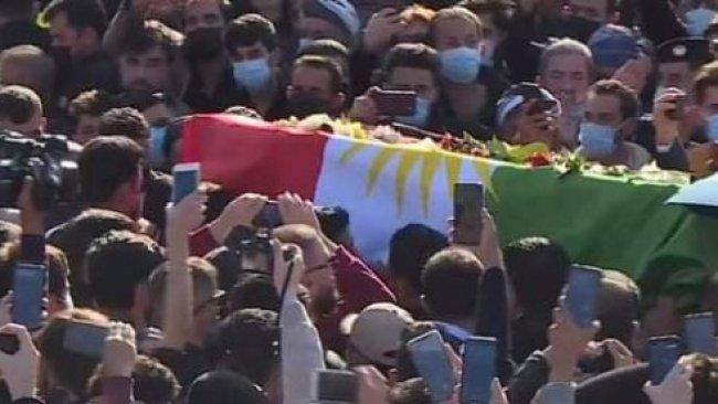 Firset Sofi Erbil'de toprağa verildi