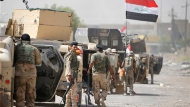 'Bağdat, Şengal için 2500 federal polis gönderdi'