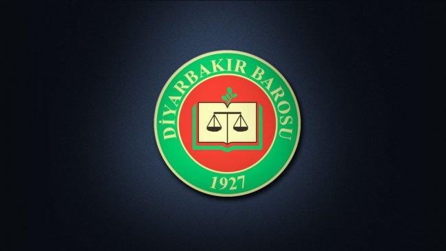 Diyarbakır Barosu'ndan baskınlara ilişkin açıklama