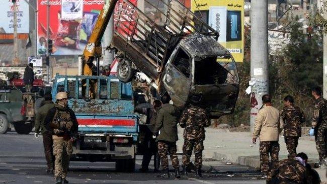 Afganistan'da roketli saldırı: 8 ölü
