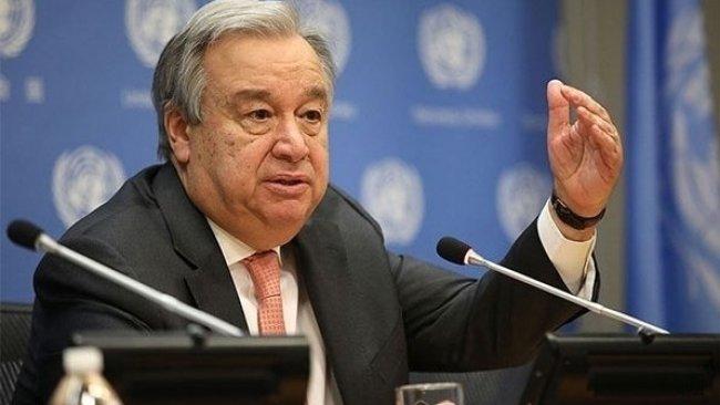 BM Genel Sekreteri Guterres: 'Acil önlem alınmazsa milyonlar ölebilir'