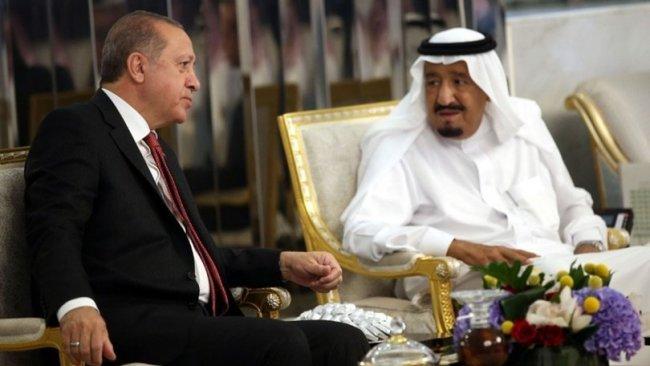 Erdoğan ve Selman ile telefonda görüştü