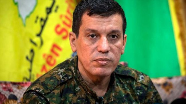 Mazlum Abdi: Kürt halkı ve tarih çatışmayı başlatan gücü affetmeyecek