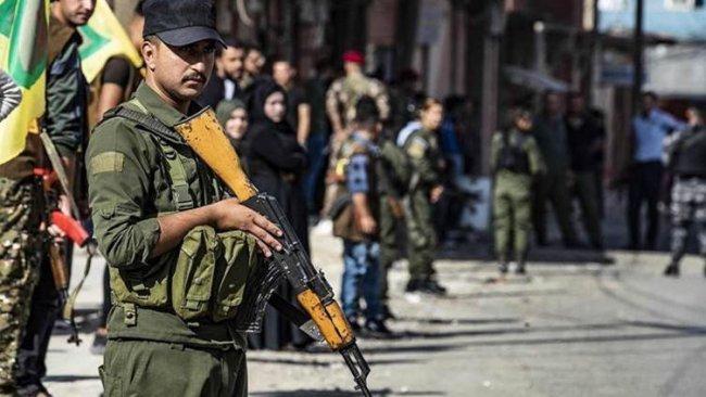 Rojava'da 10 günlük yasak ilan edildi