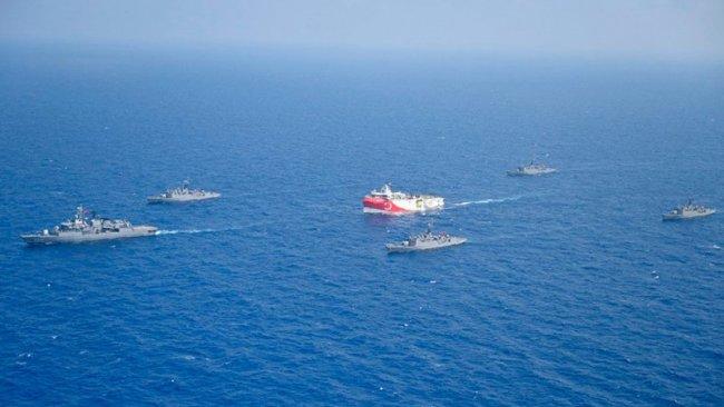 Yunanistan'dan yeni NAVTEX yayınlayan Türkiye'ye tepki