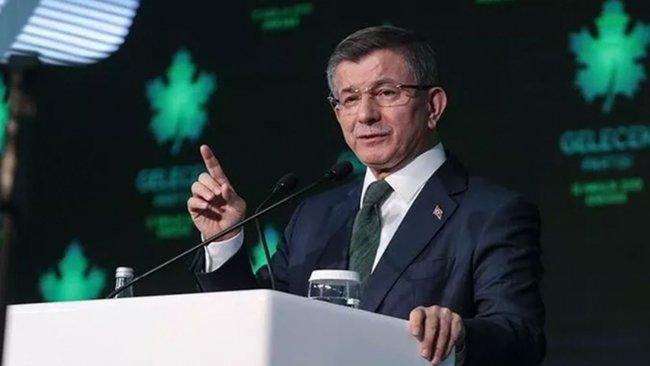 Davutoğlu: Suriye Kürtlerinin tek hamisi Türkiye'dir