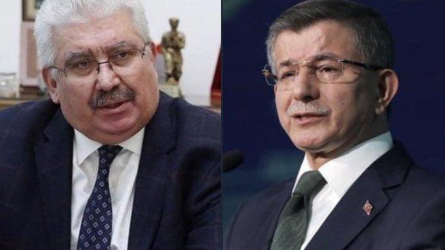 Davutoğlu'nun Kürtçe mesajına MHP'den yanıt: 'Bölecek Partisi'