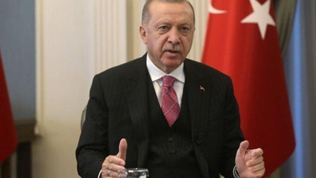 Erdoğan: Yeni bir fitne ateşi yakılmak isteniyor
