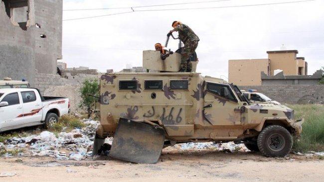 4 ülkeden ortak 'Libya' uyarısı