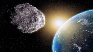 NASA duyurdu: Gökdelen büyüklüğünde asteroit Dünya'ya doğru geliyor