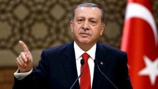 Erdoğan: Biz hiçbir zaman Kürtleri bombalamadık