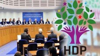 AİHM'den 'HDP' kararı