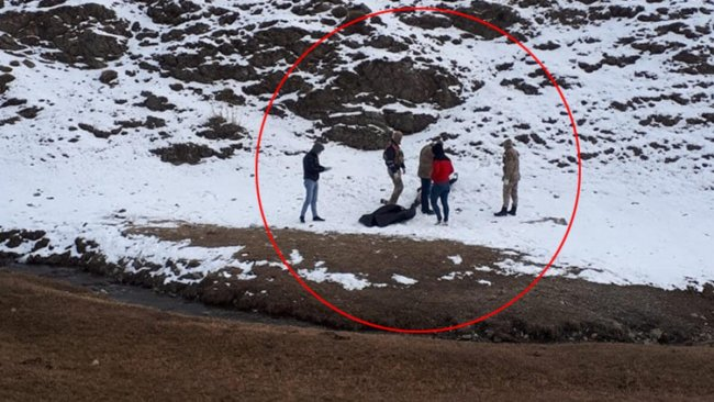 Van sınırında 3 kaçak göçmenin cansız bedeni bulundu