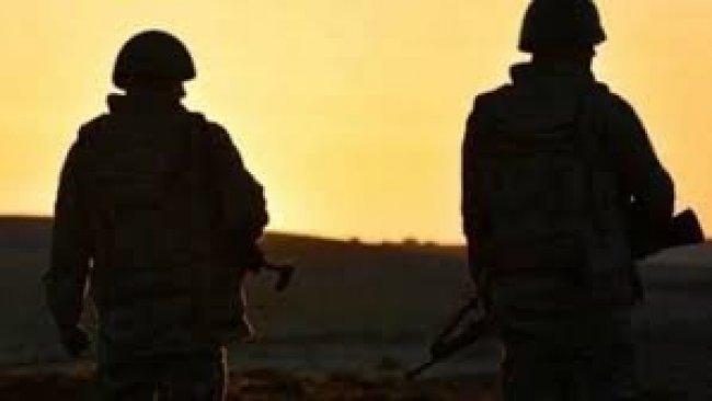 Dersim'de patlama: 4 asker yaralandı