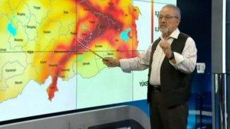 Naci Görür'den Malatya'daki deprem sonrasında uyarı