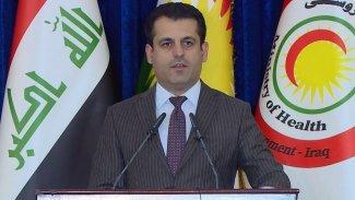 Kürdistan Sağlık Bakanı: Aşıyı en kısa zamanda getirmek için uğraşıyoruz
