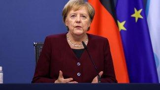Merkel: Türkiye ile ilişkilerde istenen ilerleme sağlanamadı