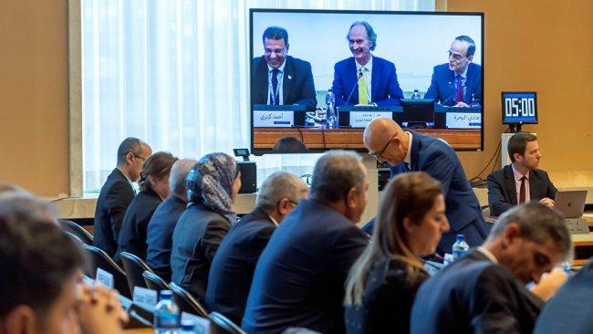 Suriye Anayasa Komitesi görüşmeleri başlıyor