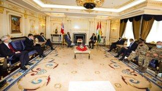 İngiltere: Kürdistan Bölgesi'yle ilişkileri güçlendirmeye hazırız