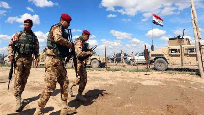 Mahmur'da IŞİD'e operasyon