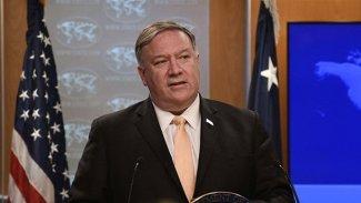 Pompeo'dan Türkiye'ye: Baskı, zorbalık ve askeri faaliyet çatışmaları çözmez