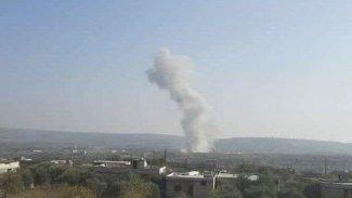 Rus savaş uçakları TSK'nın üs inşa ettiği bölgeyi vurdu!