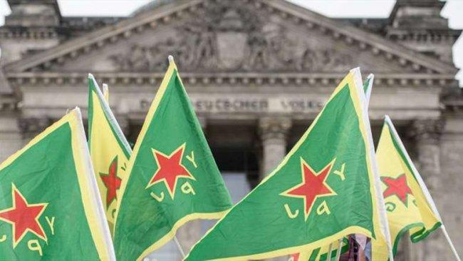 Almanya'da YPG-YPJ bayrağı yasağı kalktı