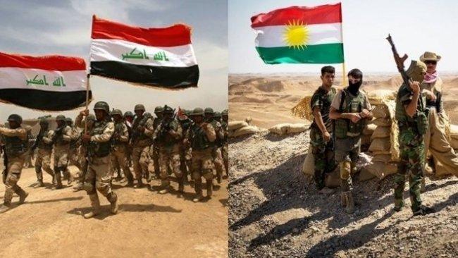Irak-Peşmerge ortak gücü Kürdistani Bölgeler'e yerleştirilecek