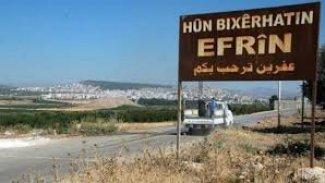 Efrin'de son 2 haftada 30 Kürt kaçırıldı!