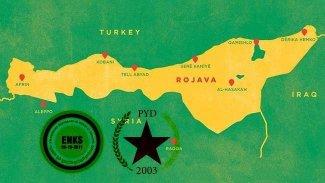 PYD'den ENKS'e tepki: 'Rojava partiler arasında bölüşülmesi gereken bir şirket değil'