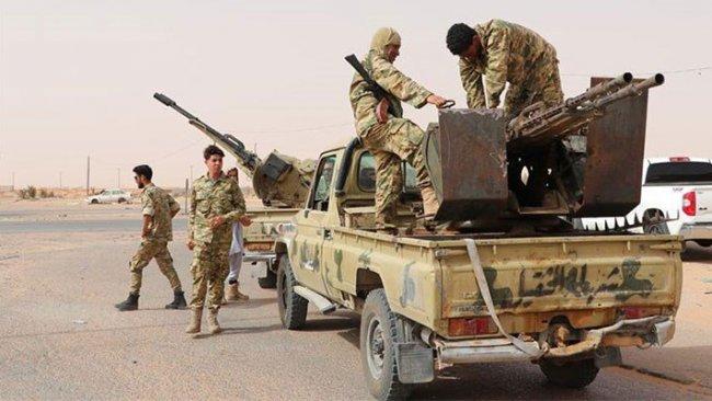 Almanya ve BM'den Libya'da 'yabancı güçler' açıklaması