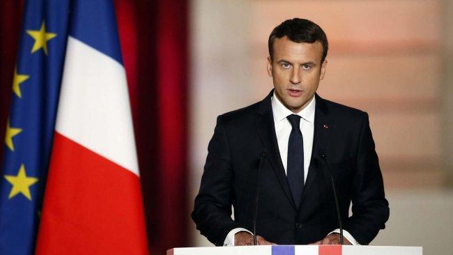 Macron: Erdoğan'ı ve hükümeti Türkiye halkından ayırıyorum