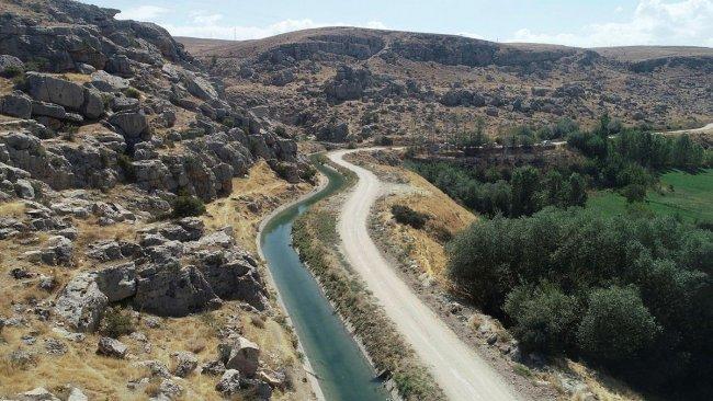 3 bin yıllık tarihi Şamran Kanalı UNESCO yolunda