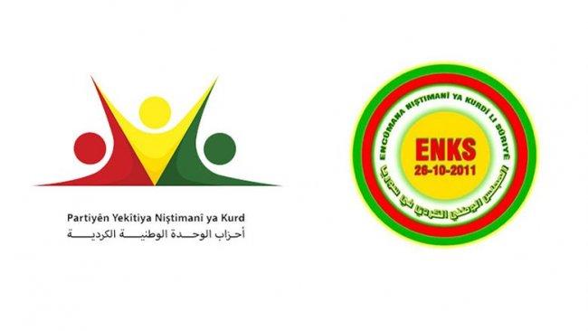 Rojava'da ENKS-PYNK müzakereleri yeniden başladı
