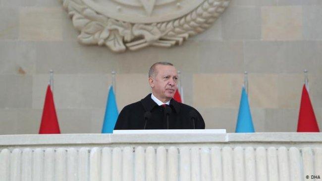 Erdoğan'dan Ermenistan'a 'yeni başlangıç' çağrısı
