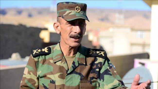 Peşmerge Genelkurmay Başkanı: IŞİD'in Kürdistani Bölgelerde hareketliliği arttı