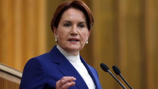 Akşener: Erdoğan HDP'yi kapatmaz