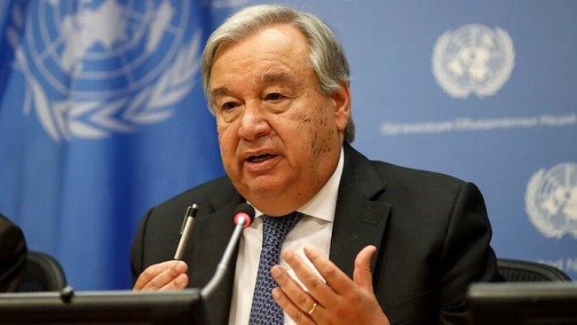 Guterres'ten 80 yılın en kötü ekonomik krizi uyarısı