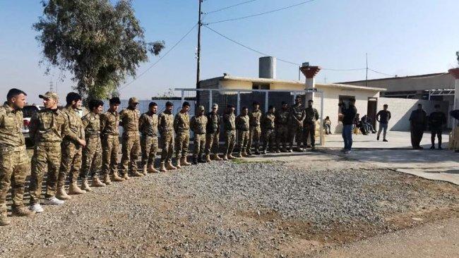 İçişleri Bakanlığı'ndan 'Haşdi Şabi'ye bağlı Kürt bölüğü kuruldu' haberlerine ilişkin açıklama