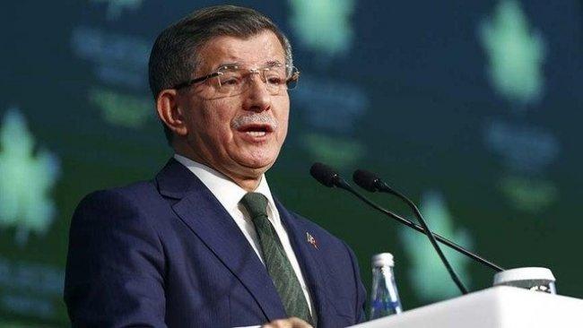 Davutoğlu: Bana yapılanları anlatsaydım AKP parçalanırdı