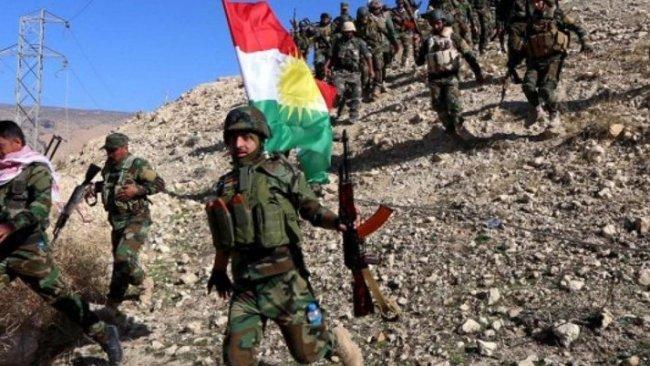 PKK'den Peşmerge Güçleri'ne saldırı!