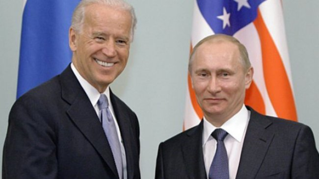 Putin, Joe Biden'ı tebrik etti